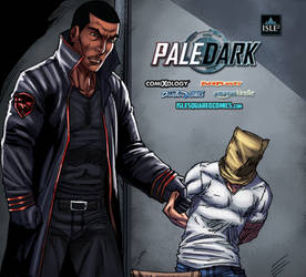 Pale Dark Issue 6 page 6 by IsleSquaredComics