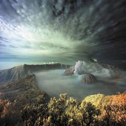 Indonesia by KATHERINESARI