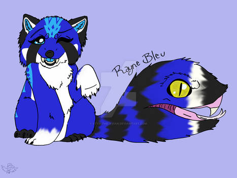 Rayne Bleu