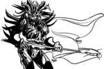 Shemarrian War Goddess