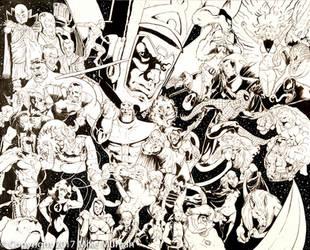 Marvel Inspirations by Mumah