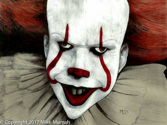 Pennywise by Mumah