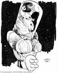 Edgar the Space Cow