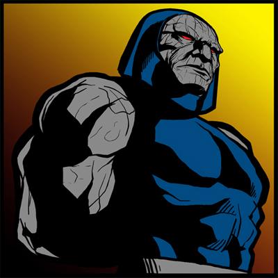 Darkseid by Mumah