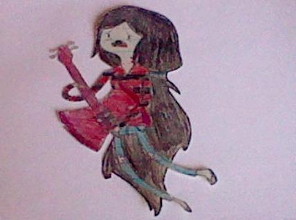 Marceline by awsomegirl2101