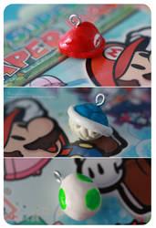 Mario Charms