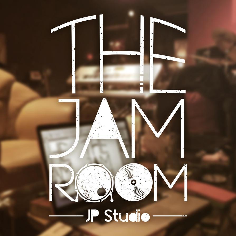 The Jam Room - Logo by angelkittin