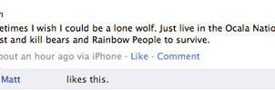 Facebook Wolfaboo