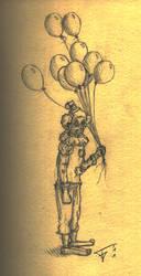 old jester by Naklar