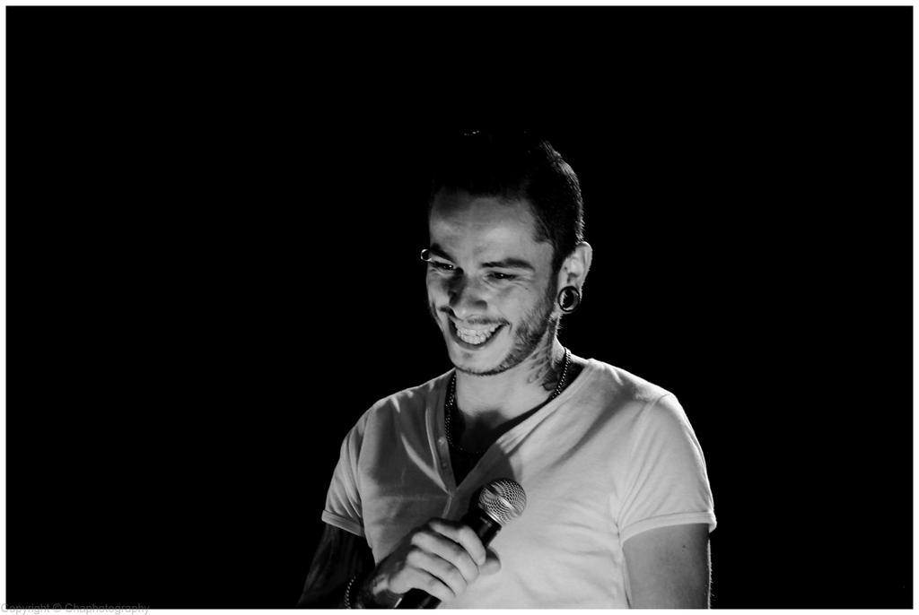 2014 - Maximilien Philippe sourire #The Voice by Toutchatrien