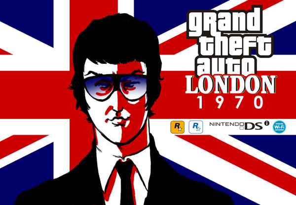 GTA London 1970 by EmilioRodriguez