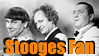 Stooges Stamp by milquest