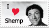 Shemp Stamp by milquest