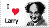Larry Stamp by milquest