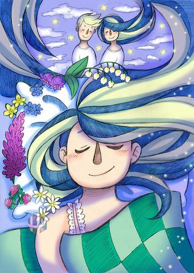 Midsummer magic by Fuugis