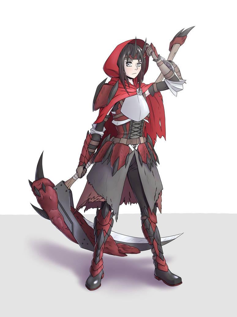 Monster Hunter Ruby