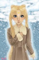 Snowy Usako