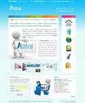 Ashtral Media - Website