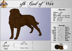 SFK God of War by Qavvikk