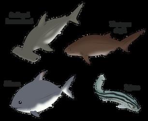 Shark week 2014 by Qavvikk