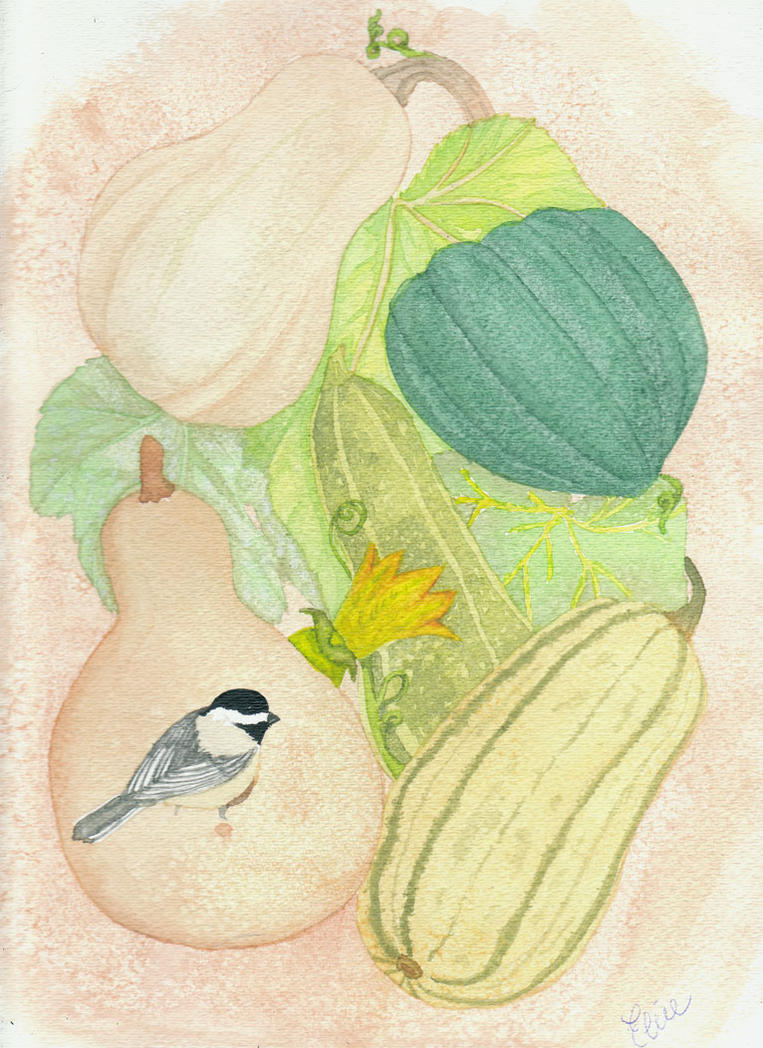 Courges by WolverineGuardian