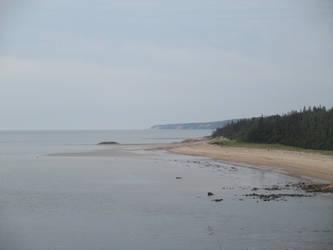 North Coast seashore by Qavvikk