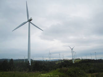 Wind power by Qavvikk