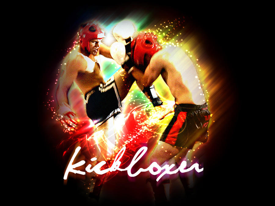 Kickboxer wallpaper by GriffonGore on DeviantArt