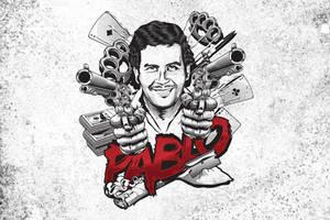 Pablo Escobar Drug lord Mafia Man t-shirt