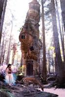 Forest Angel by guruakki