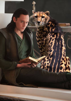 Loki and His Daemon