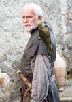 Barristan Selmy and His Daemon