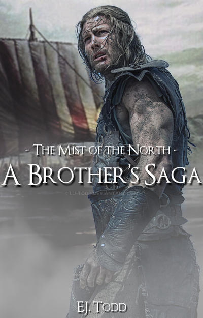 The Mists of the North : A Brother's Saga - cover by LJ-Todd