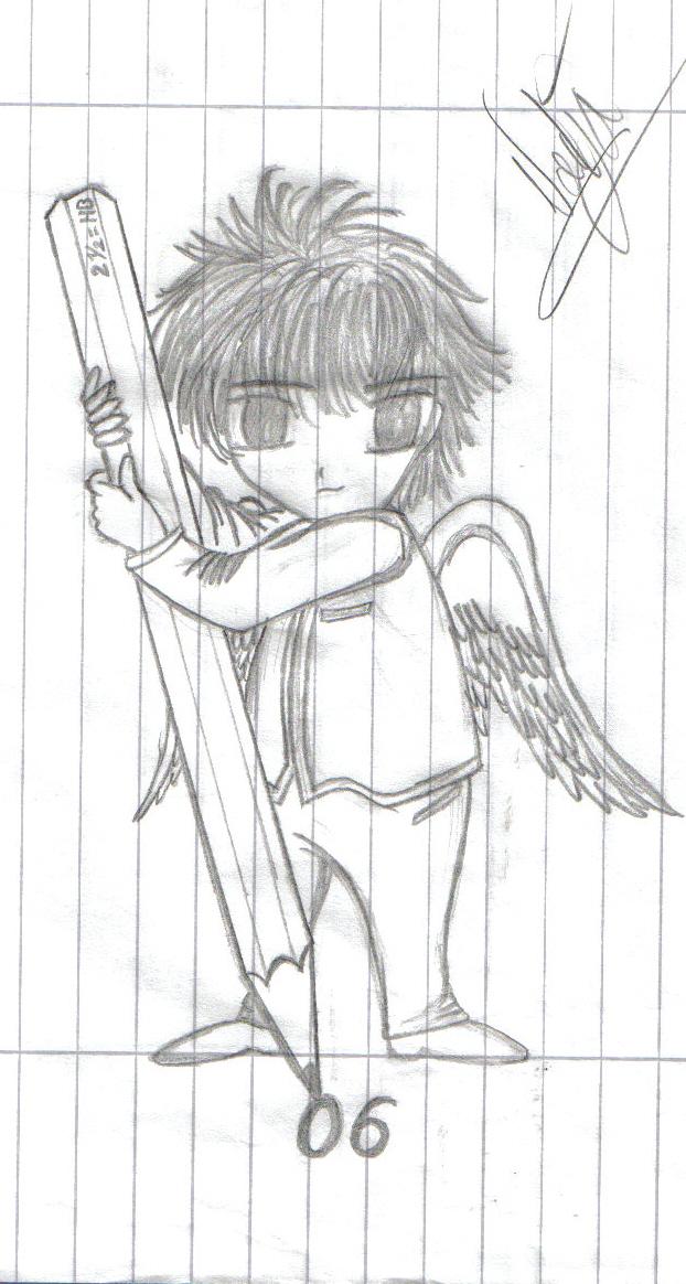 Abschluss Zeichnung by Sudrijana on DeviantArt