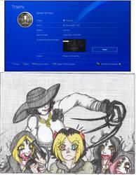 Resident Evil Village platinum Trophy