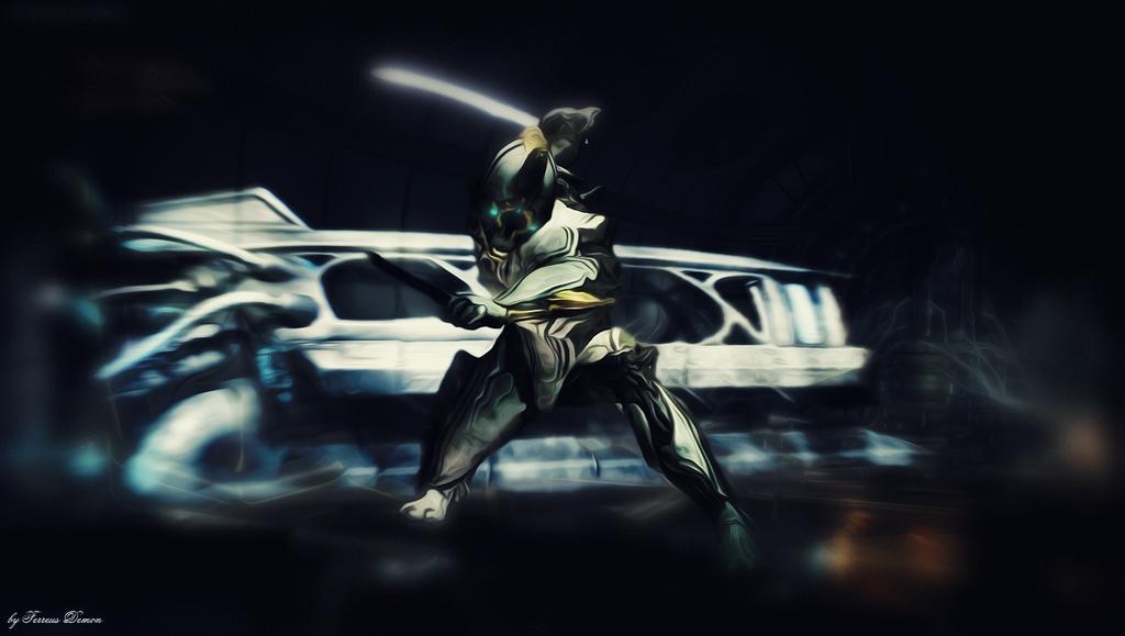 Warframe Excalibur Prime By Demon551