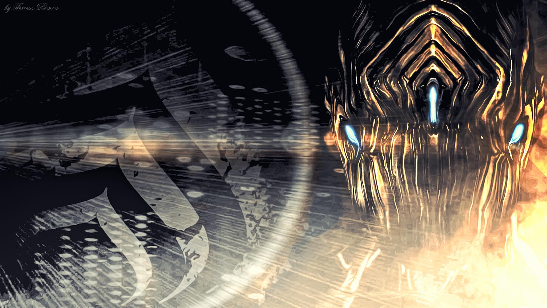 Warframe Stalker Prime by Demon551 on DeviantArt