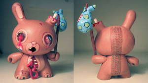 Road Kill Dunny by zombieduck
