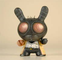 the fly dunny copper eyes by zombieduck