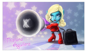 Lol - Tristana Queen of Pop