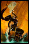 Diablo 3 contest: Witch Doctor