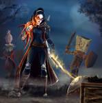 The dark should fear me (Vayne)