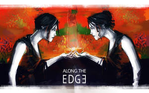 Along the edge: concept art