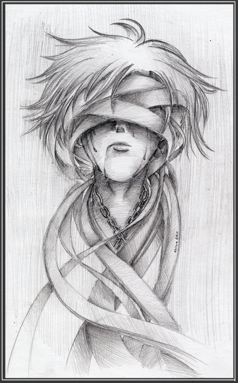 Tears of Blood by shirua