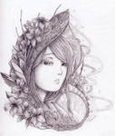 Art Trade: Yu by shirua