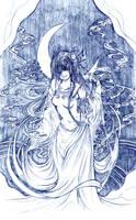 Blue by shirua