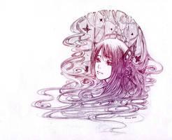 Butterfly by shirua