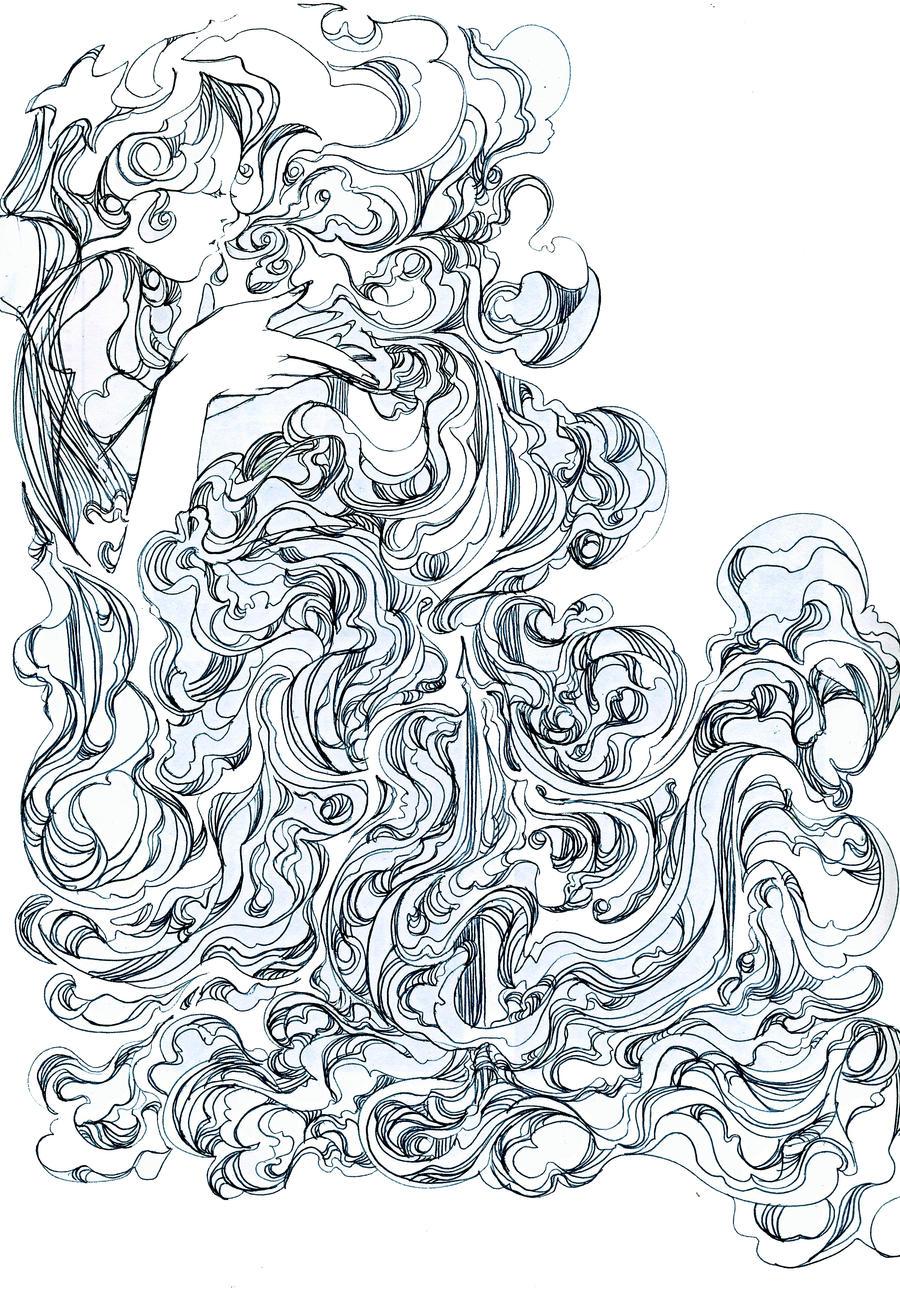 Smoking by shirua