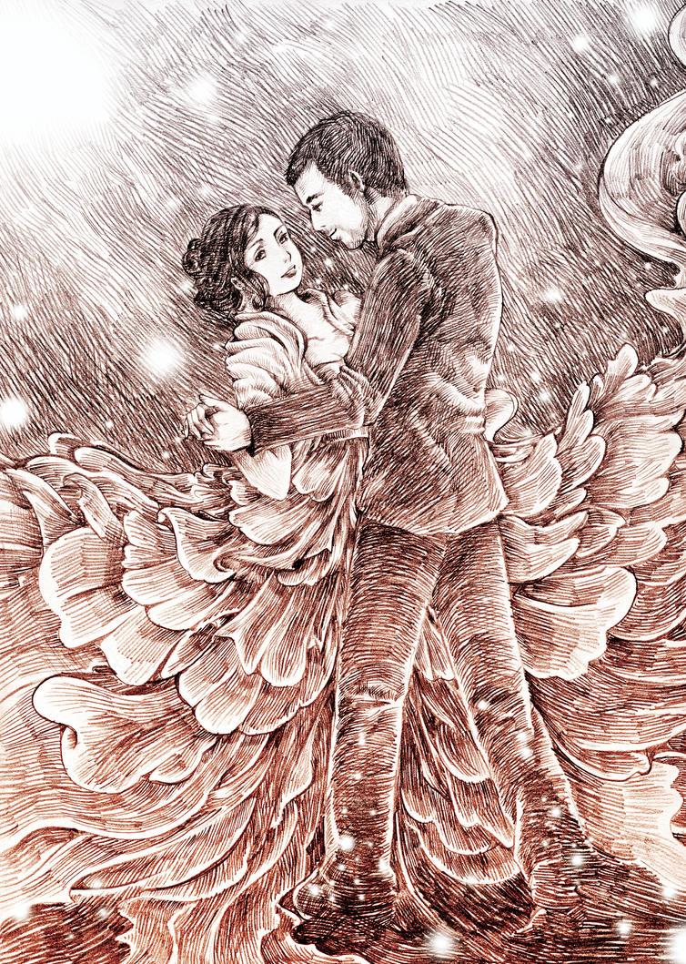 Com : Dancing with you by shirua