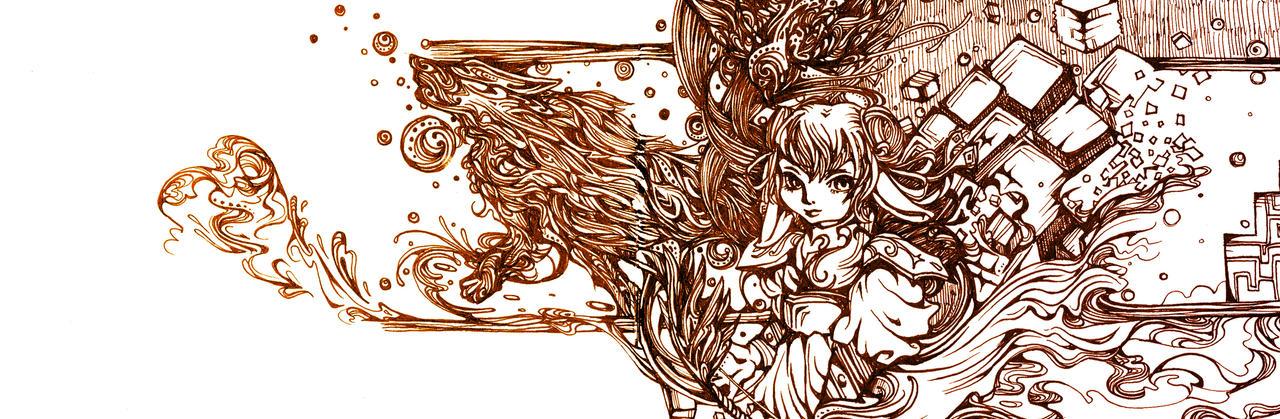 Guildwars 2 : Asura by shirua